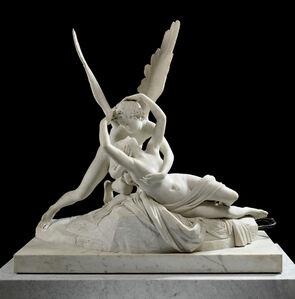 Psyché ranimée par le baiser de l'Amour (Psyche revived by Cupid's Kiss)