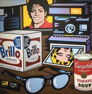 Andy Warhol Nightstand