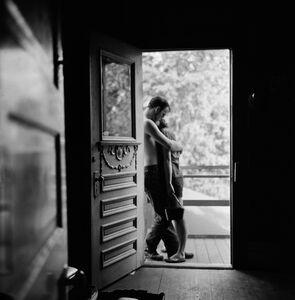 Lovers in the Doorway, Houston, TX