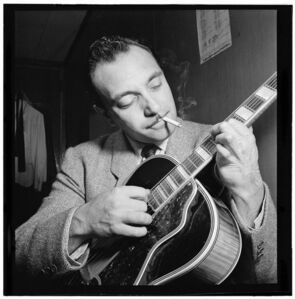 Django Reinhardt, Aquarium, NYC, Nov.