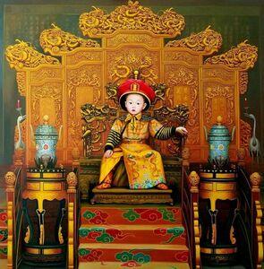 Emperor- Kangxi