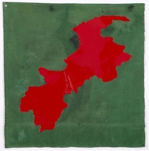 Gel Poetics (War in North West Pakistan 2004) - on going conflicts