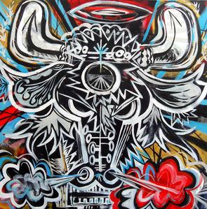 Bull Head Last Straw
