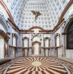 Ganymed, Palazzo Grimaldi, Venice
