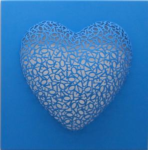 Love-Love (Blue, matte)