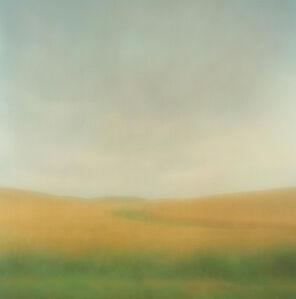 Field in Rain, Whitman County