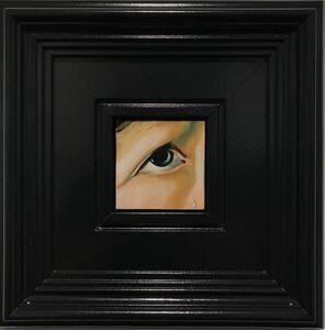 Eye XXI (after Antonello de Messina, Christ at the Column)