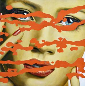 Face Splatter 7
