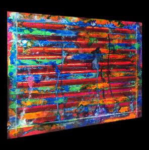 Untitled (Acid Flag II)