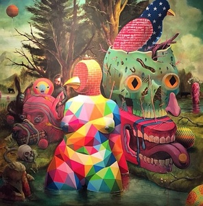 Theriomorphism (Collaborative Work+Charlie Immer+Okuda)