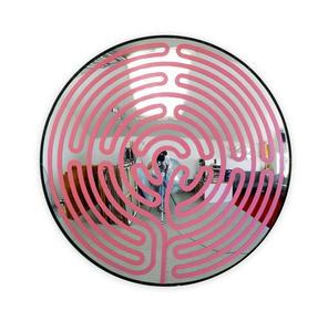 Mirror Maze #6 - Pink