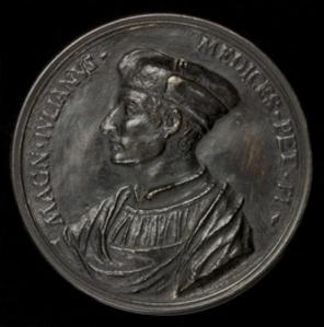 Giuliano II de' Medici, 1479-1516, Duc de Nemours [obverse]