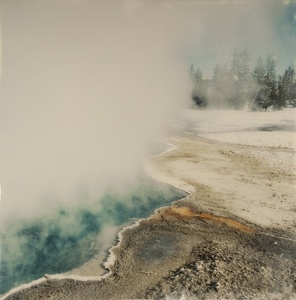 Geyser - Yellowstone, Wyoming