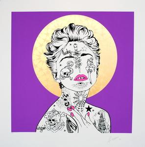 Madonna - Gold Leaf Premium Edition