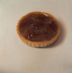 Pecan Tart with Hair