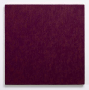 From the Table of Pigments:  Paliogen Maroon
