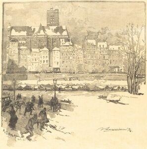 Quai de l'Hôtel de Ville
