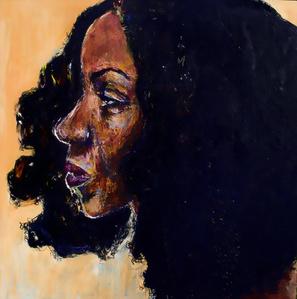AfroGalactic Girl is Jonelle Davies