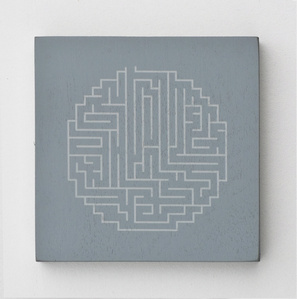Sidewalk Crack Maze II