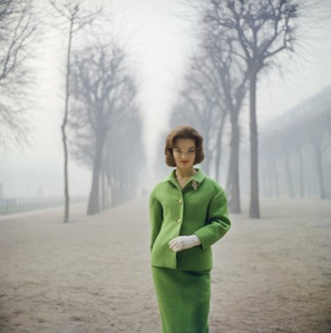 Henrietta Tiarks Among the Trees, Paris