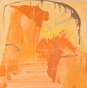 Orange Crested