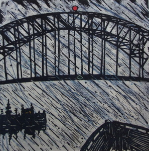 32nd view of the Harbour Bridge
