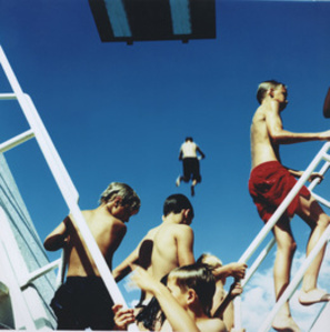 Untitled #27, Barcelona, Spain (from the series: Swimming Pool)