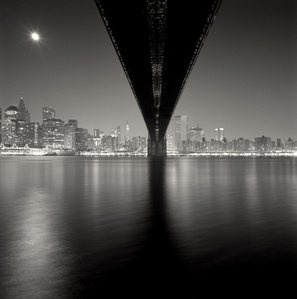 Brooklyn Bridge, Study 2, New York
