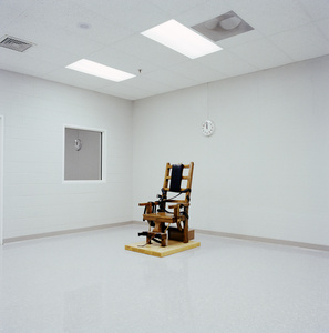 Electric Chair, Greensville Correctional Facility, Greensville, VA