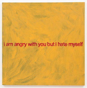 I Am Angry With You