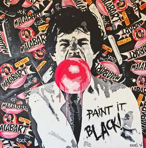 Malab'Art Mick Jagger