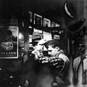Man with Cap, McSorley's, Little Italy, New York City