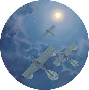 Antoinettes [Flight Dream Image]