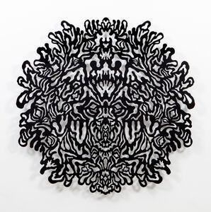 Reflective Monochrome (Black)