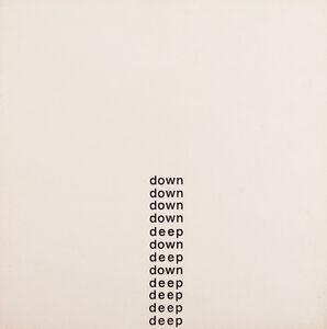 Cartaz Poema (Deep Down)