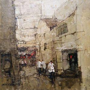 Alley, Chinatown