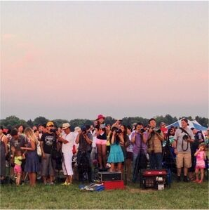 Photographers, New Jersey Festival of Ballooning