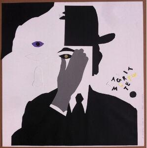 L'ombre de René Magritte