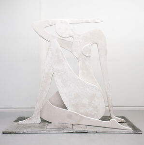 Untitled Seated Figure, No. 1