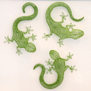 Lizards I, II and III