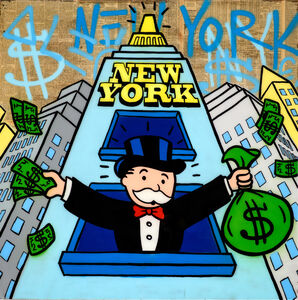 Monopoly Conquers New York
