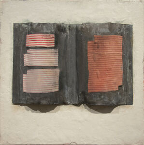 Untitled (lead book)