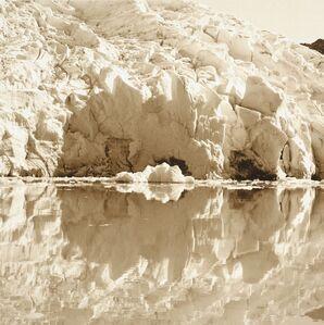 Patagonia #2A, Ice Mandala