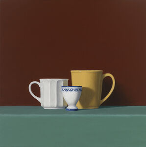 Still Life with Egg Cup (#181)