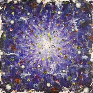 Atmospherics XIX (ultra violet)