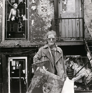 An East Village Painter, NYC