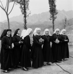 Nuns, Beijing