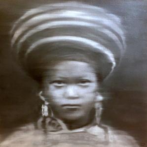 Tribal Indochine Woman 2