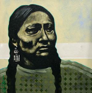 Cheyenne Warrior Woman