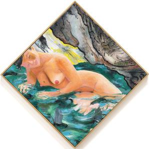 Grotto Swimmer